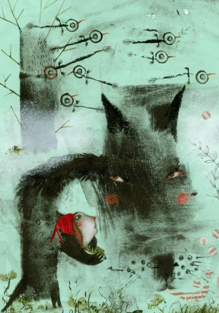 Natalie Pudalov, Stories of the Black Wolf