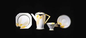 Eric Slater, porcelanowy serwis do kawy