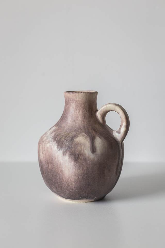 dzbanek ceramiczny – Niemcy, lata 60.