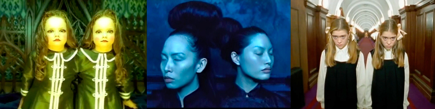 Twins in music videos