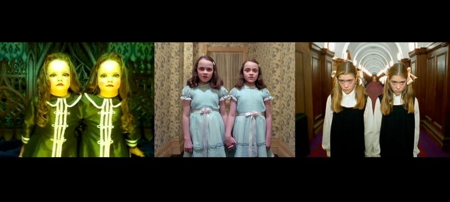 bliźniaczki w filmie i w teledyskach
