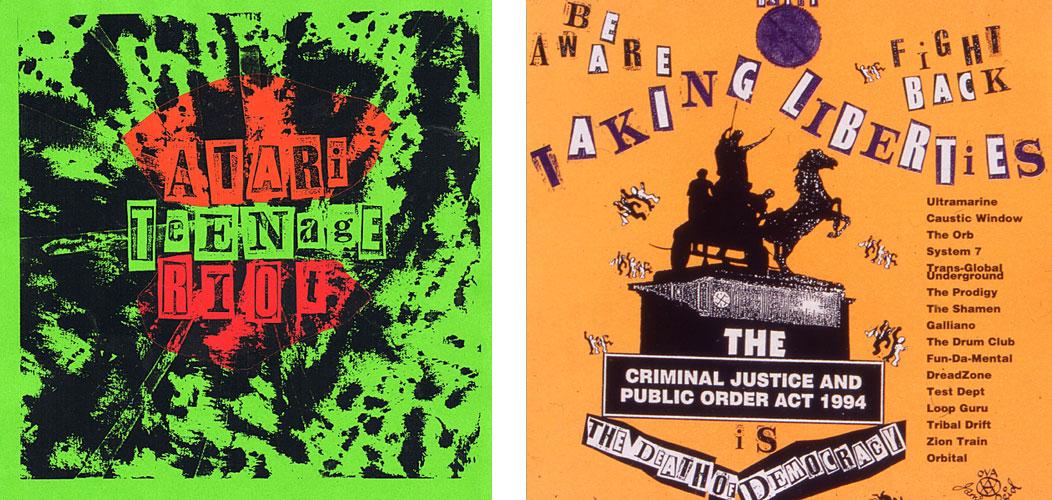 Jamie Reid – Atari Teenage Riot