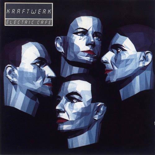"Kraftwerk ""Electric Café"" cover, 1986"
