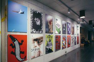 Post-Ecuador Poster Bienal exhibition