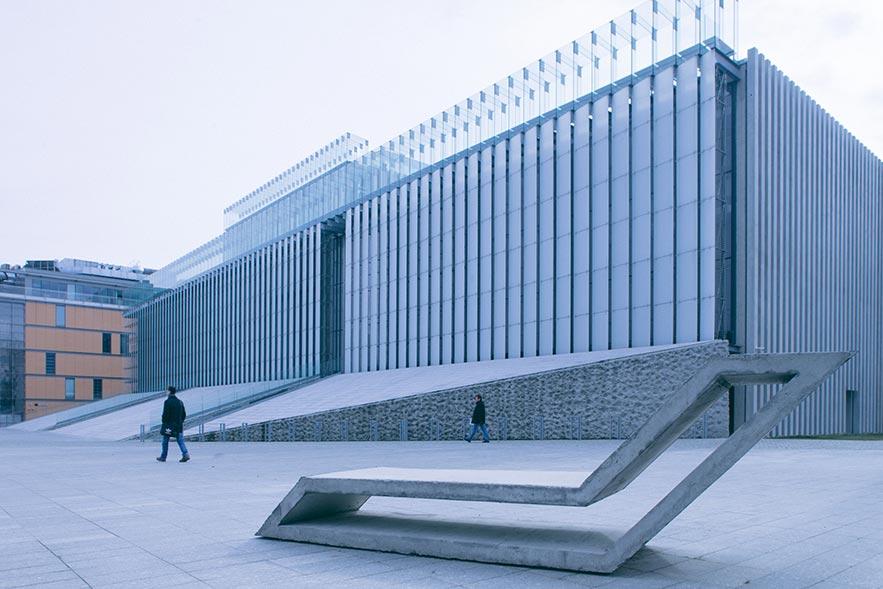 Centrum Spotkania Kultur in Lublin