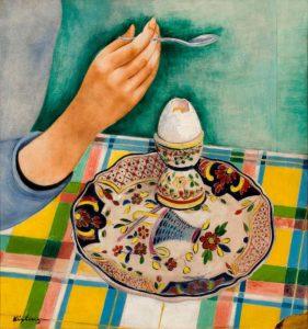Still-life with Egg, 1933
