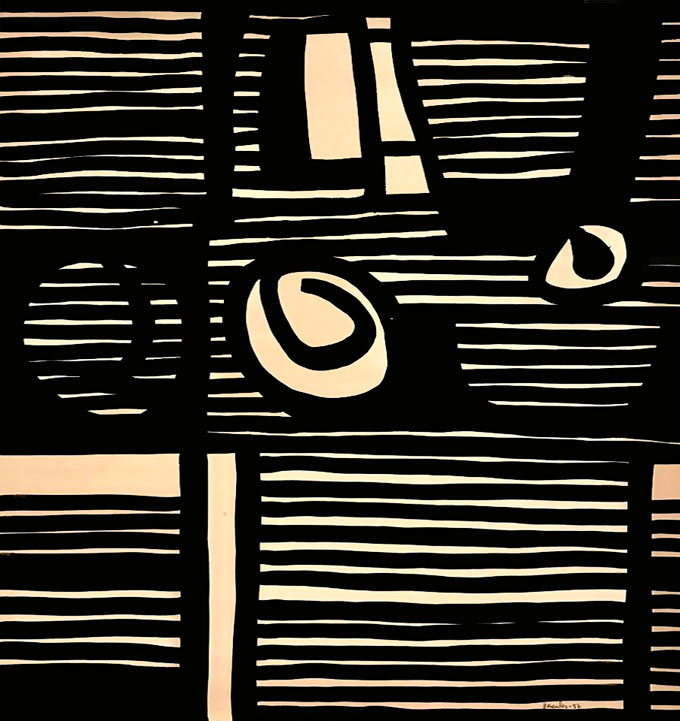 Hércules Barsotti – Untitled, 1956