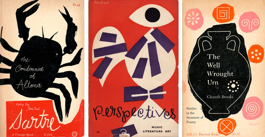 Paul Rand – book covers