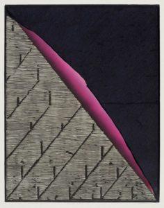 Ryszard Gieryszewski - dwa trójkąty w 3, 1977