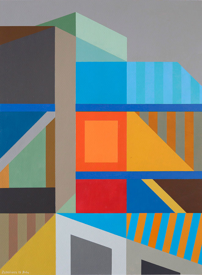Daniel Rodriguez, Concretism and city