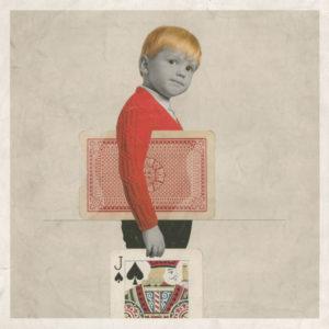 John Washington - International Collage Art Exhibition in Poland Retroavangarda Gallery, Warsaw