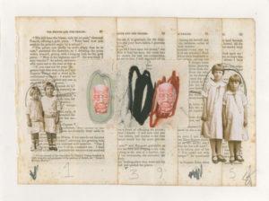 Alvaro Sanchez - International Collage Art Exhibition in Poland Retroavangarda Gallery, Warsaw