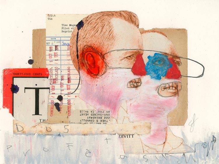 Alvaro Sanchez - collage