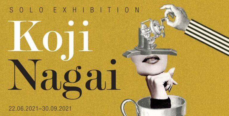 Koji Nagai - Retroavangarda Gallery