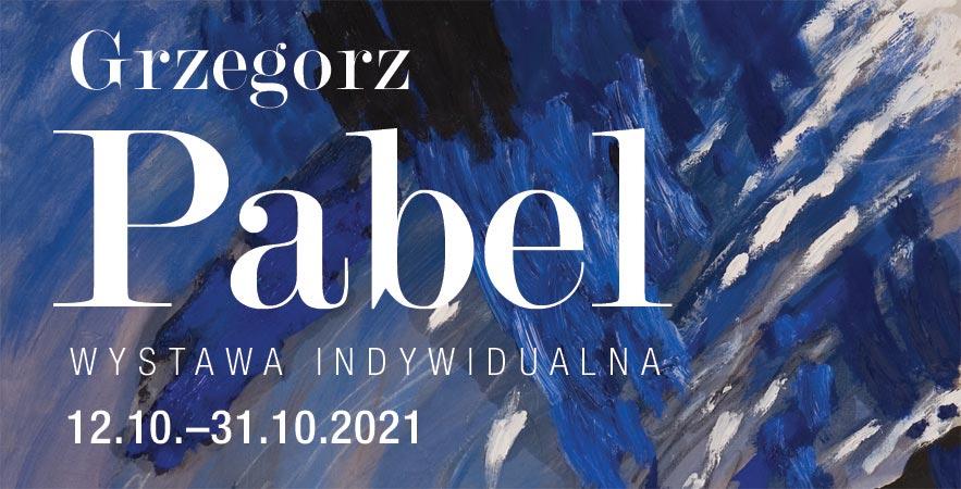Grzegorz Pabel - malarstwo